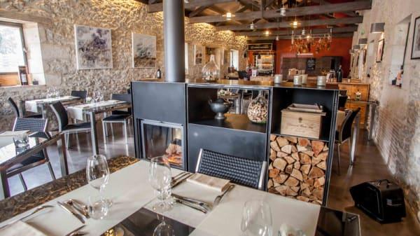 Salle du restaurant - La Table de Haute-Serre, Cahors