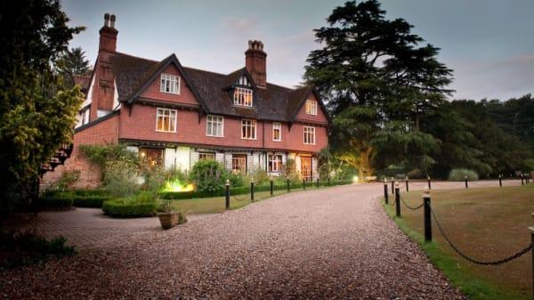 Ravenwood Hall Hotel, Bury Saint Edmunds