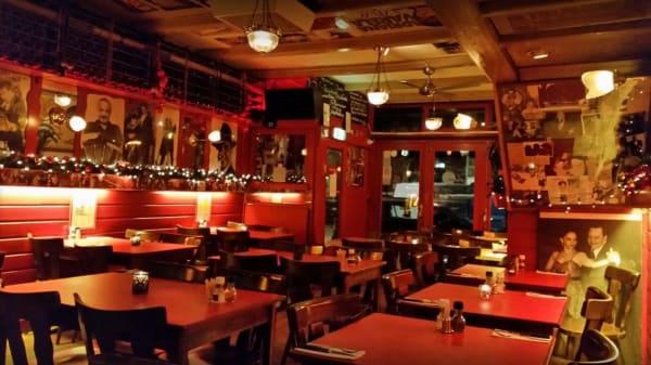 Restaurant - Restaurant Argentino Luna, Amsterdam