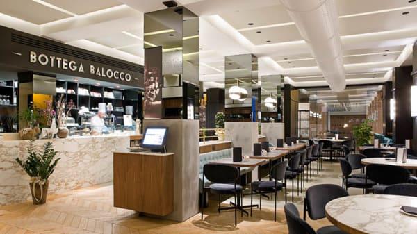 Vista sala - Bottega Balocco Restaurant, Fossano