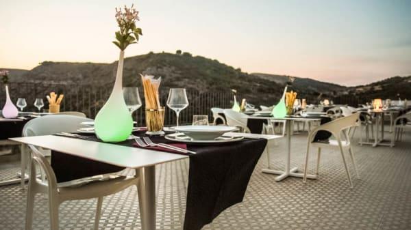 Cena con Vista - La Terrazza dell'Orologio, Ragusa