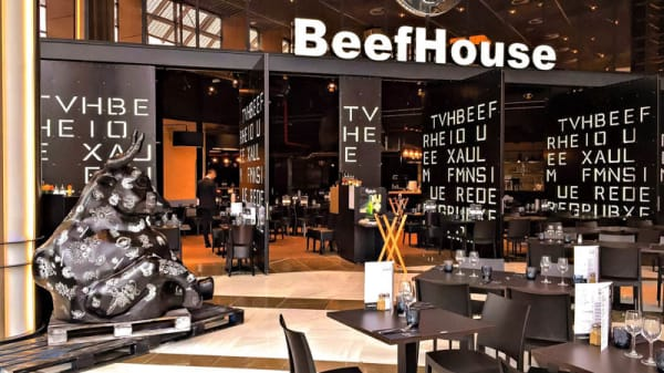 Terrasse - Beef House, Lille