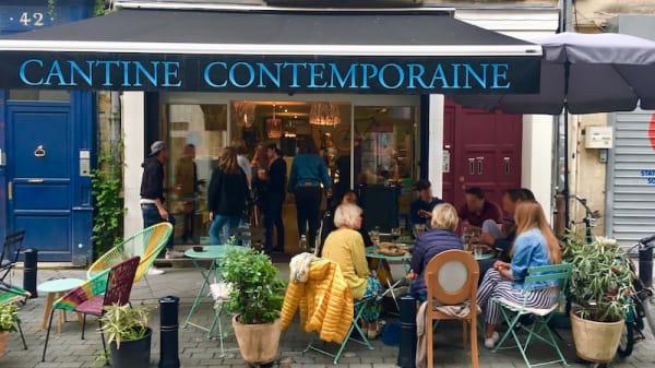 Entrée - Arty Cafe, Bordeaux