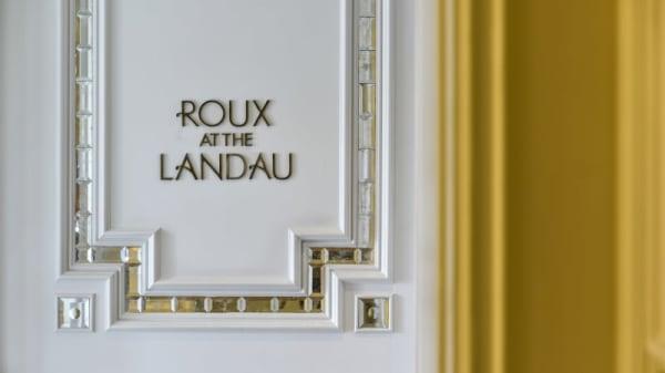 Roux at The Landau, London