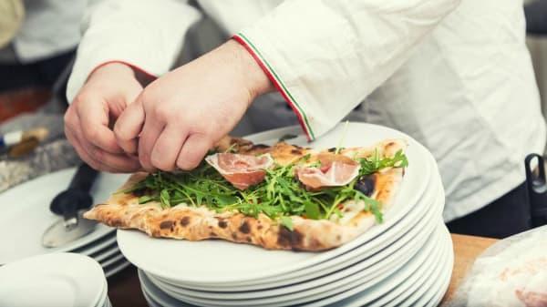 Mangia Pizza, Amsterdam