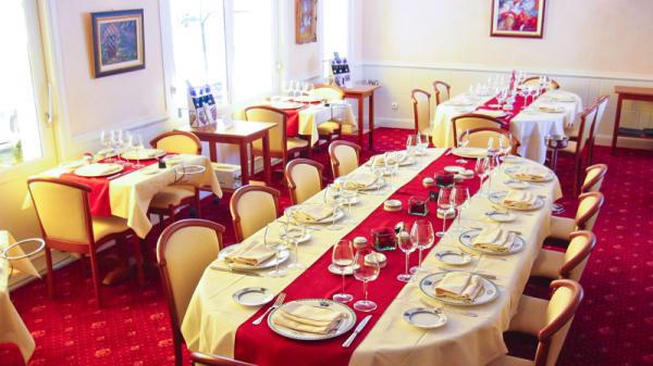 table banquet - At'able!, Chinon