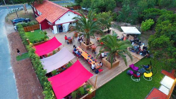 Terrasse - Le Red Store, Lège-Cap-Ferret