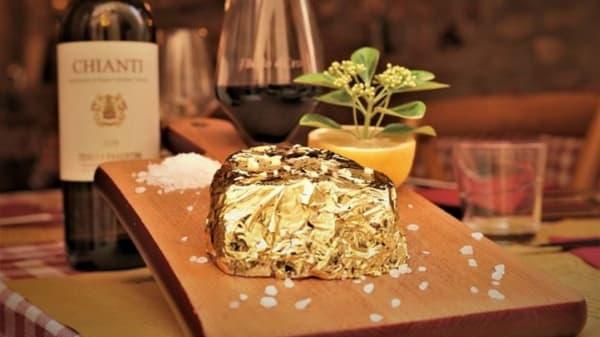 Osteria filetto d'oro, Firenze