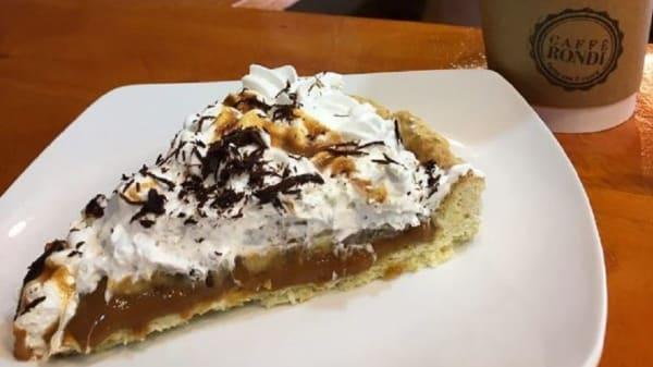 Sugerencia del chef - Rondi Caffe, La Serena