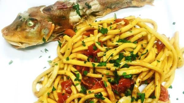 Suggerimento dello chef - Ristorante Neptunus