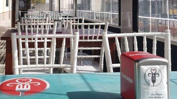 Terraza - Restaurante El Pulpejo, Arahal