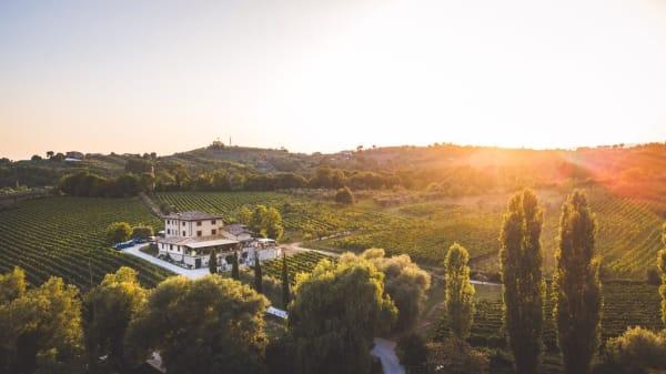 Casale Verdeluna, Piglio