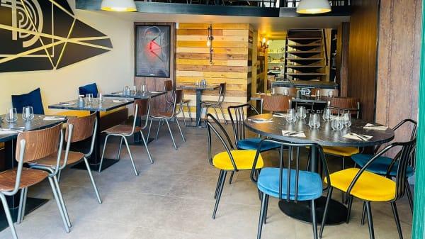 La Table des Bro's, Grenoble