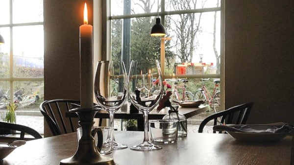 Dining room detail - Bantorget 9, Lund
