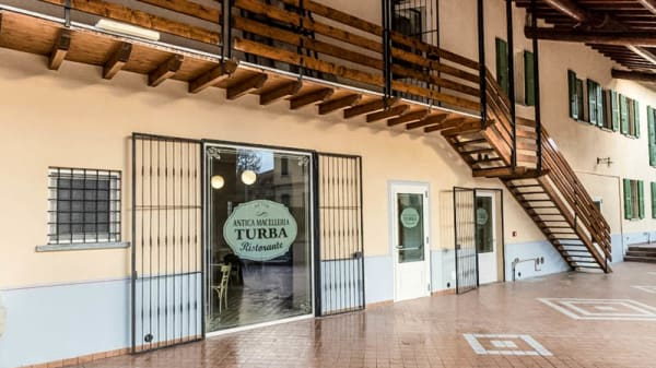 entrata - Antica Macelleria Turba, Rivolta d' Adda