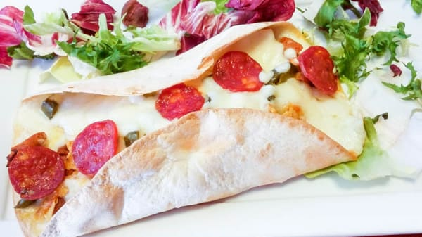 Tacos croccante all'achiote - Q.in MexicanristO', Cremona