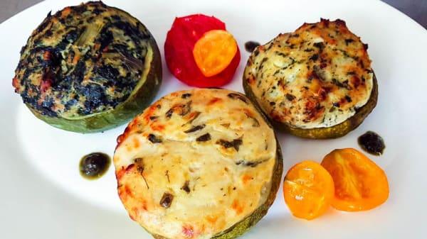 suggerimento dello chef - il Bosco delle Galline Volanti, Barolo