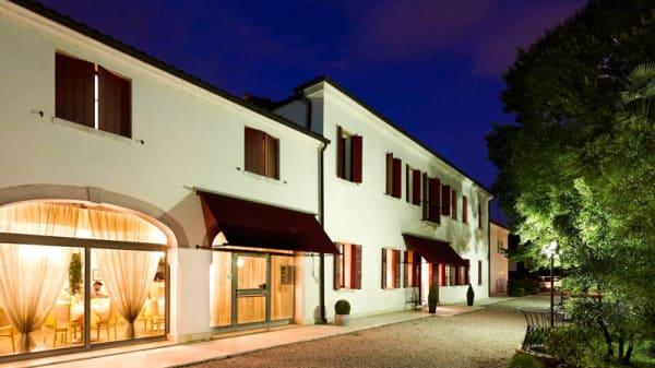 facciata - Ristorante Pizzeria Gourmet Villa Patriarca, Mirano