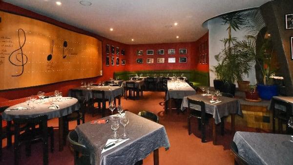 La Salle du Restaurant - Le Puy de la Lune, Clermont-Ferrand