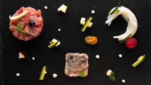 Suggerimento dello chef - Secca 48, Brindisi
