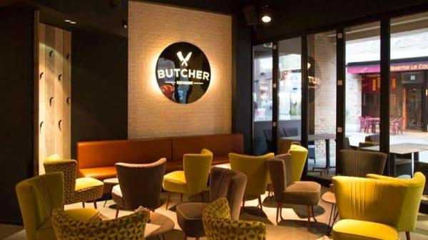 Salon - Butcher, Ottignies-Louvain-la-Neuve