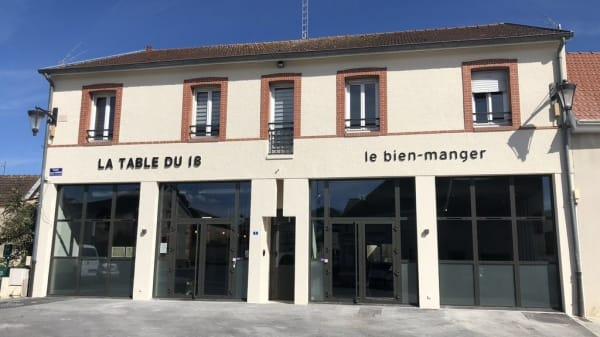 La Table du 18, Tours-sur-Marne
