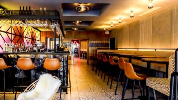Vue de l'intérieur - Ornato Kitchen&Bar, Nice