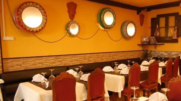 Sala - The Indian Curry House, Salou