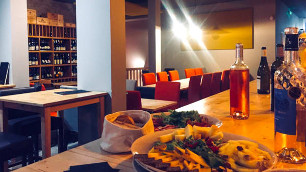 Salle du restaurant - La Barrique, Langon