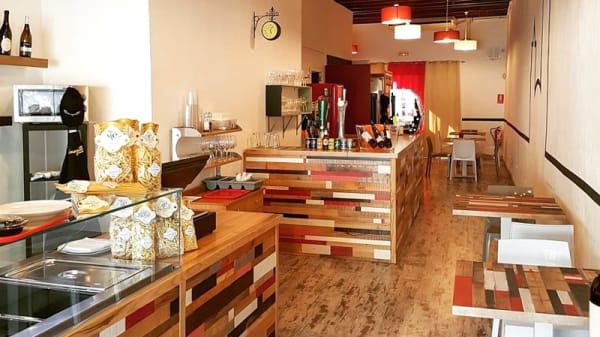 Sala del restaurante - Primopiatto italiano, Sitges