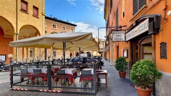 Ristorante Re Enzo, Bologna