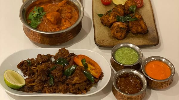 Amba's Kitchen, South Croydon