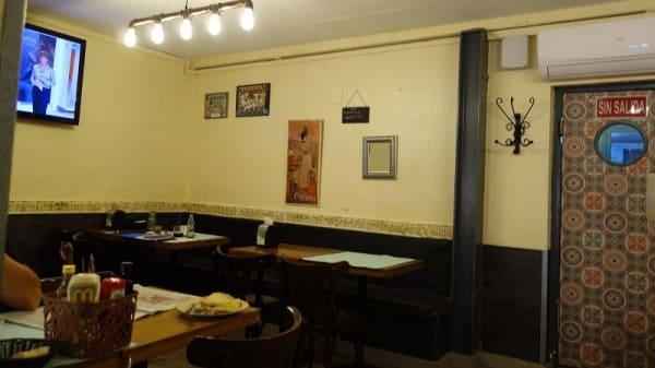 Restaurant Smith, Barcelona