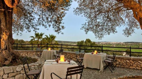 Terraza - Jacaranda Restaurant - Adults Only - Finca Serena Mallorca Resort 5*, Montuiri