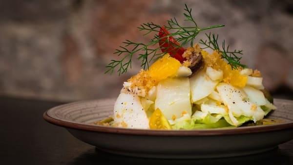 Specialità dello chef - Caveau Enoteca Gastronomica, Prato