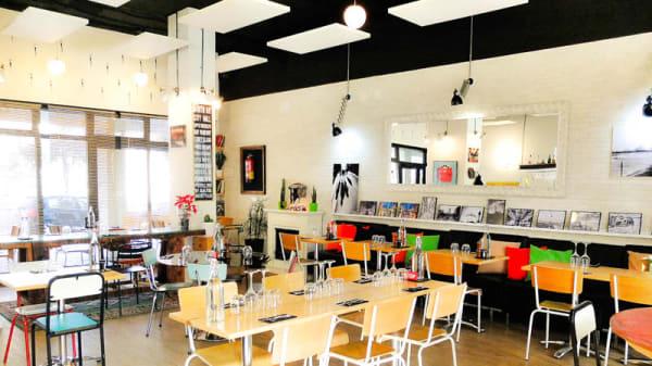 La sala - Le Bistrot Restaurant, Barcelona
