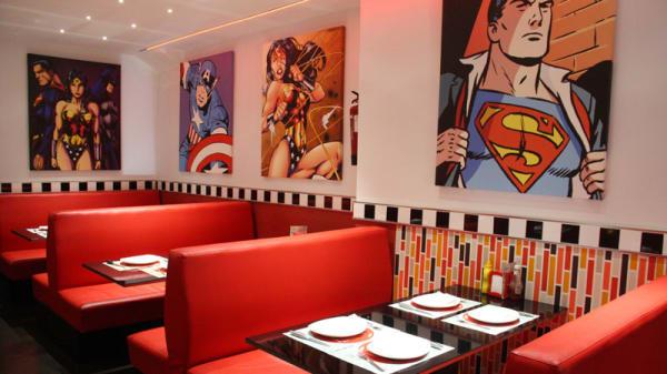 Dizzy Lil Diner - Dizzy Lil Diner, Madrid