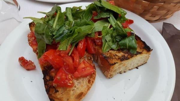 Specialità dello chef - Coppola Rossa Relax, Vieste