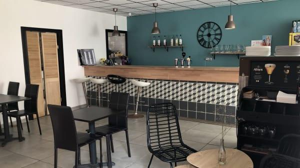 Vue de la salle - Gianni's Caffe, Lyon