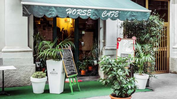 esterno - Horse Cafè, Milan