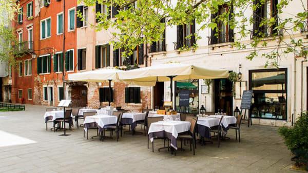Esterno - La Patatina di San Giacomo, Venice