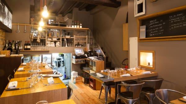 salle - Bouchon Thomas, Lyon