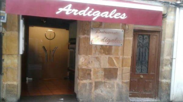 Ardigales - Ardigales, Castro Urdiales