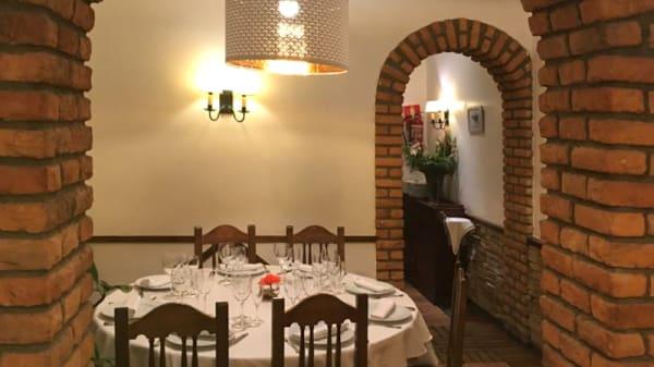 Sala del restaurante - City Bell, Madrid