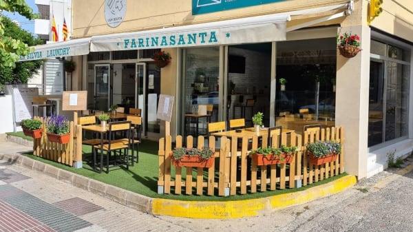 Terraza - Farina Santa, Eivissa