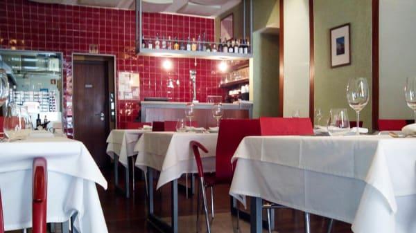 Sala do restaurante - Alma Lusa, Linda-a-Velha