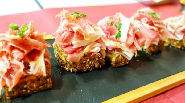 Sugerencia del chef - Azkena, Donostia/San Sebastián