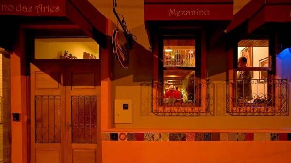 rw Mezanino - Mezanino das Artes, Curitiba