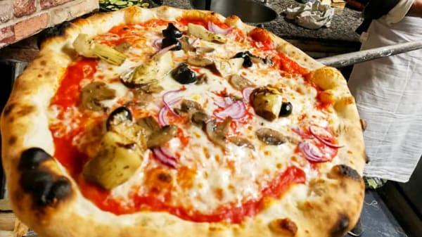 Suggerimento dello chef - Pizzeria La Briciola, Treviso