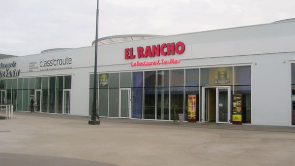façade - El Rancho Chambourcy, Chambourcy